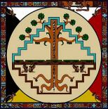 Yax Che - Mayan Tree of Life and Cardinal Directions